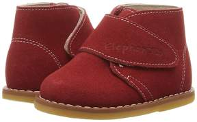 Elephantito Suede Bootie Kids Shoes