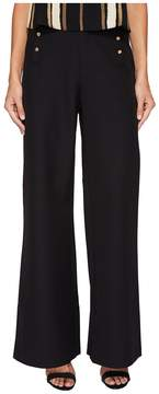 Bishop + Young Wide Leg Pants Women's Casual Pants