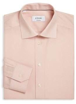 Eton Regular-Fit Circle Dress Shirt