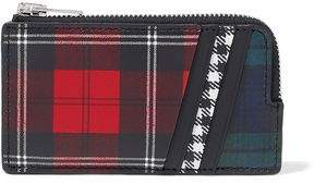 Alexander Wang Printed Leather Cardholder