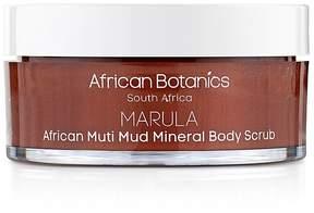 African Botanics Marula African Muti Mud Body Scrub