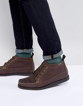 Eastland Seneca Leather Boots In Brown