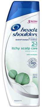 Head & Shoulders Itchy Scalp Care 2-in-1 Dandruff Shampoo + Conditioner