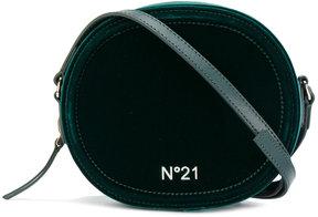 No21 round crossbody bag