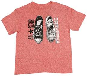 Converse Boys' (8-20) Split Sneaker All Star T-Shirt