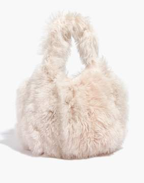 Madewell Owen Barry Shearling Bag
