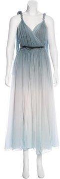 Christian Dior Spring 2017 Silk Dress