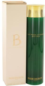 B De Boucheron by Boucheron Body Lotion for Women (6.7 oz)