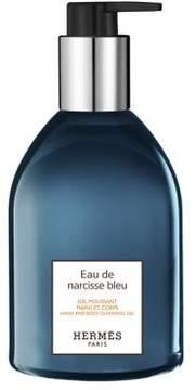 Hermes Eau de narcisse bleu Hand & Body Cleansing Gel/10.1 oz.