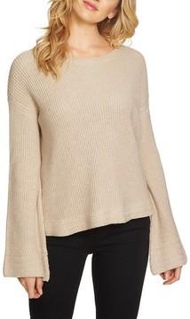 1 STATE Women's 1.state Bell Sleeve Sweater