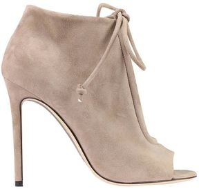 Grey Mer Heeled Booties Heels Women