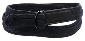 Isabel Marant Woven Waist Belt