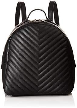 Steve Madden Josie Non Leather Chevron QULIT Medium Backpack