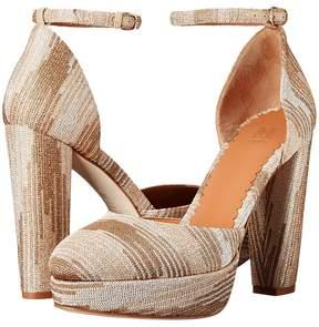 M Missoni Lurex Heels