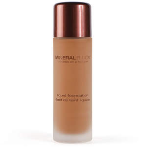 Mineral Fusion Deep 1 Liquid Foundation by 1oz Makeup)