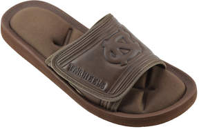 NCAA Men's North Carolina Tar Heels Memory Foam Slide Sandals