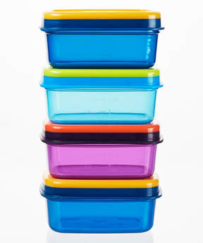 Fit & Fresh 1/2-Cup Leakproof Container - Set of Four