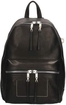 Rick Owens Double-zip Backpack