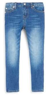 Diesel Little Girl's Washed-Out Jeans