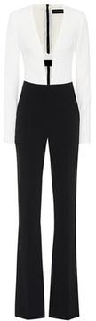 David Koma Long-sleeved jumpsuit