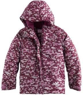 Columbia Girls 7-18 Heavyweight Snowman Builder Jacket