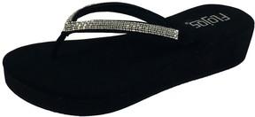 Flojos Women's Vivian Wedge Flip Flop 8145573