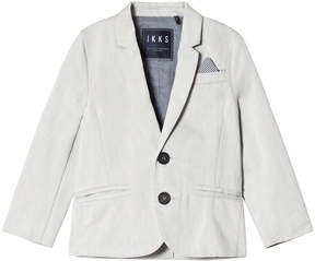Ikks Grey Smart Blazer