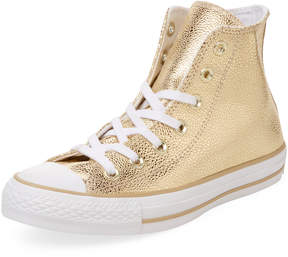 Converse Chuck Taylor All Star Stingray Metallic Hi-Top
