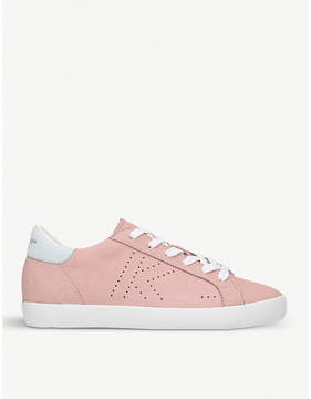 Kurt Geiger London Leif 2 leather trainers