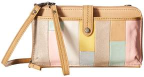 The Sak Iris Large Smartphone Crossbody Cross Body Handbags