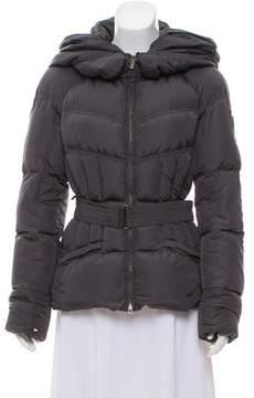 ADD Hooded Down Jacket