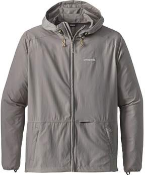 Patagonia Stretch Terre Planing Hooded Jacket