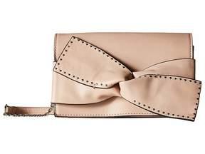 Jessica Simpson Kandiss Flap Shoulder Shoulder Handbags