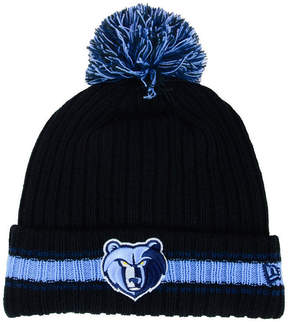 New Era Memphis Grizzlies Basic Chunky Pom Knit Hat