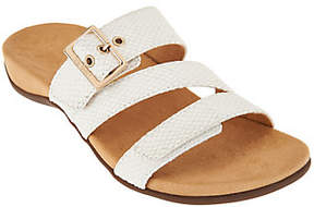 Vionic Adjustable Slide Sandals -Skylar