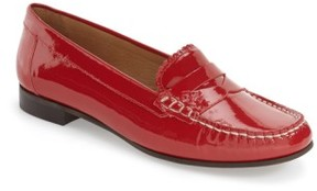 Jack Rogers Women's 'Quinn' Leather Loafer