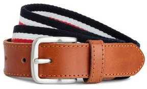 H&M Webbed Fabric Belt