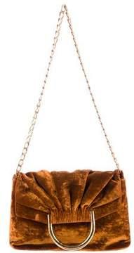 Stella McCartney 2016 Velvet Nina Shoulder Bag