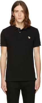 Paul Smith Black Zebra Polo