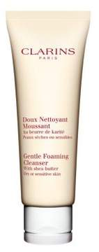 Clarins Gentle Foaming Shea Butter Cleanser - 4.4 oz.
