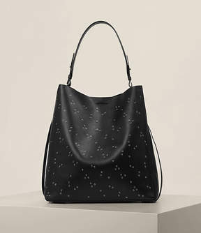 AllSaints Junai North South Tote