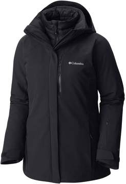 Columbia Herz Mountain Interchange Hooded Jacket