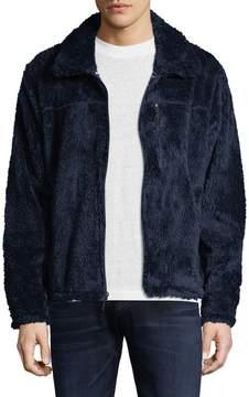 Hawke & Co Men's Fleece Full Zip Jacket
