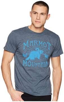 Marmot Short Sleeve Sunrise Tee Men's T Shirt