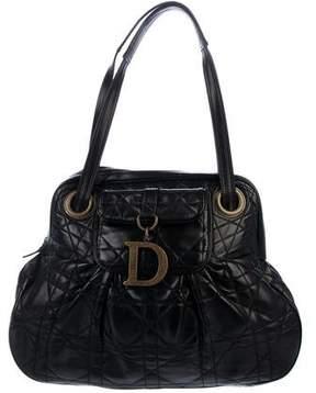 Christian Dior Cannage Shoulder Bag
