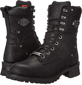Harley-Davidson Elson Men's Lace-up Boots