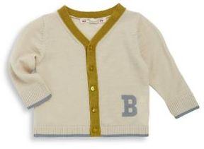 Bonpoint Baby's & Toddler's Wild Garden Wool Cardigan
