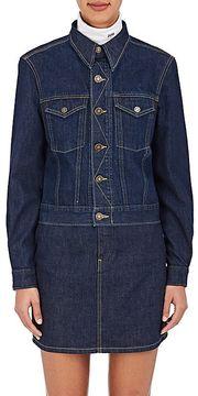 CALVIN KLEIN 205W39NYC Women's Denim Classic Jacket