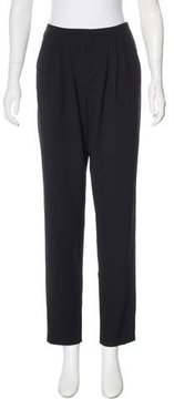 Band Of Outsiders High-Rise Pleated Pants