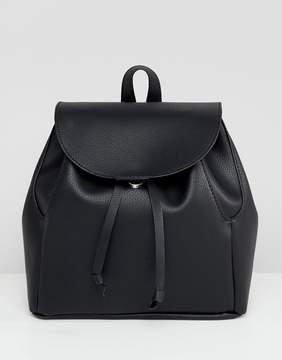 Asos DESIGN mini soft minimal backpack